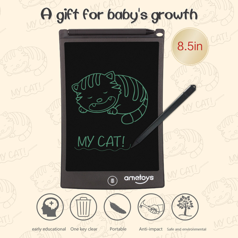 $3 OFF Ametoys 10-Inch LCD Tablet Drawing,free shipping $19.99(Code:TT1093)