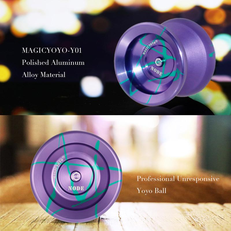 $2.08 OFF MAGICYOYO-Y01 Polished Yoyo Ball,free shipping $11.81