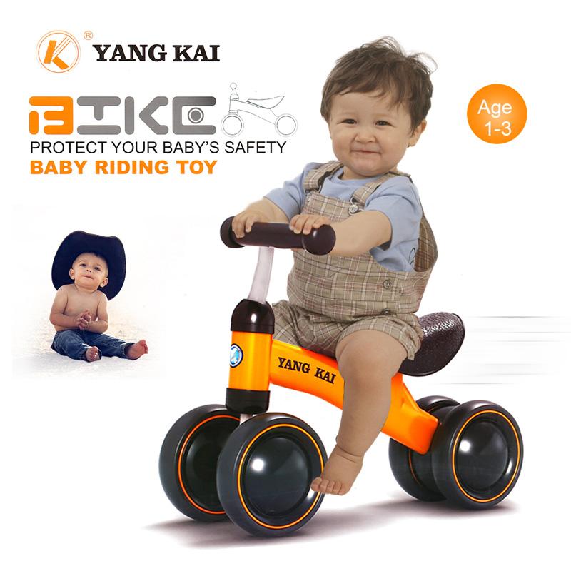 $7 OFF YANG KAI Q1+ Baby Balance Bike Toy,free shipping $28.99