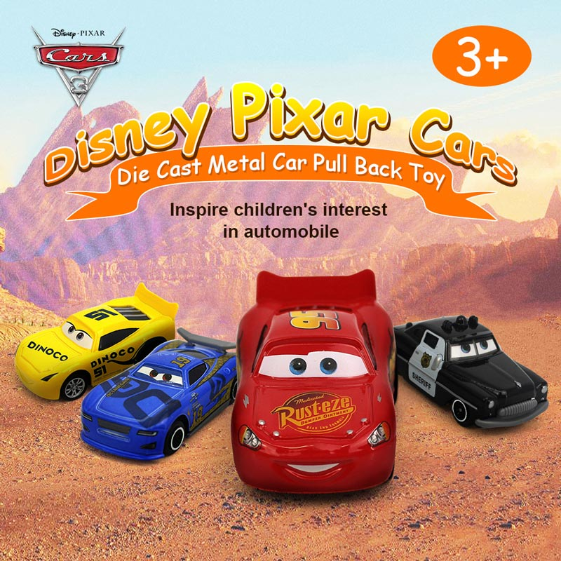 Small scale, suitable for little children to grab. Made of anticrash metal material. Inspire children's interest in automobile