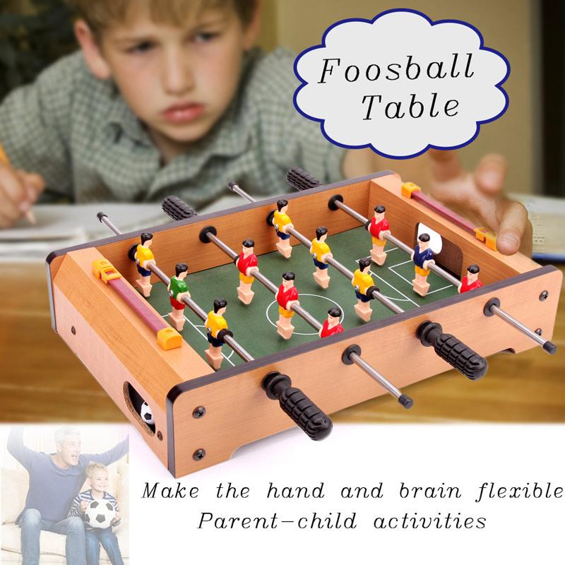 $5 OFF HUANGGUAN HG25 Mini Foosball,free shipping $19.99