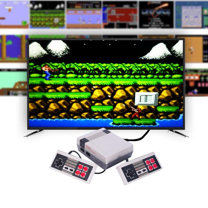 Purchased NES Mini TV Handheld Classic Game Retro TV Games Console HD  Version - EU Plug / 600 Classic Games