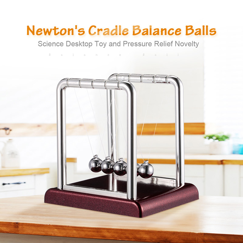 5325-OFF-Classic-Newtons-Cradle-Balance-Balls-Desktop-Toylimited-offer-24259