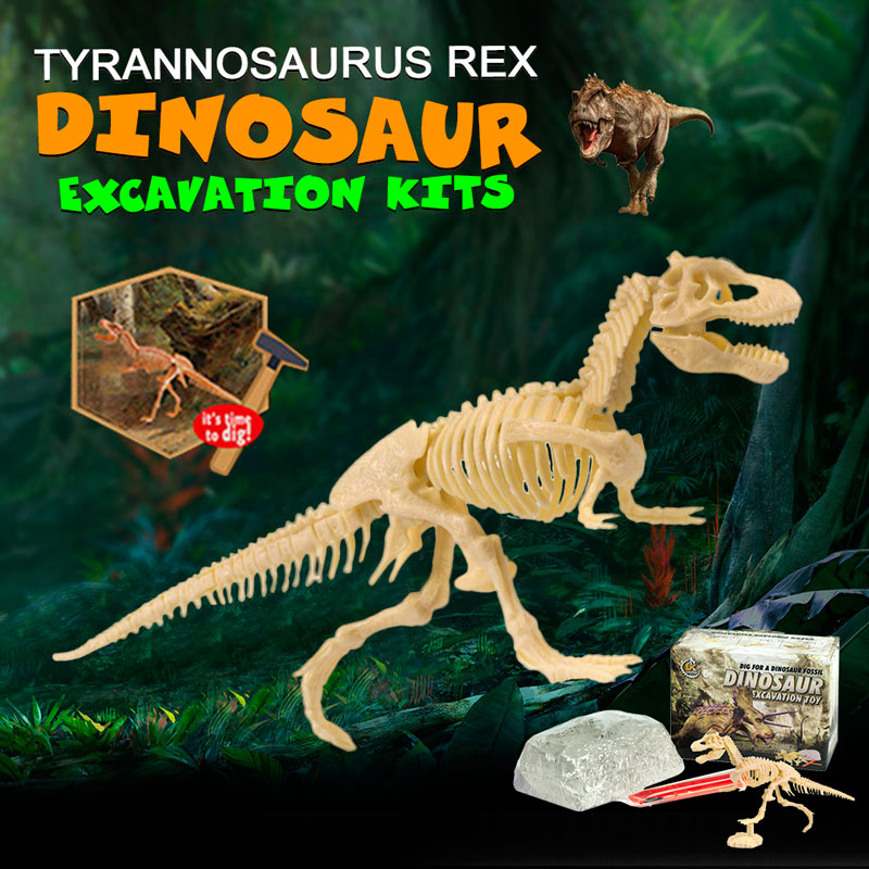 24112-OFF-KitCDig-Up-Dinosaur-and-Assemble-a-T-Rex-Skeletonfree-shipping-24637(codeDINO)