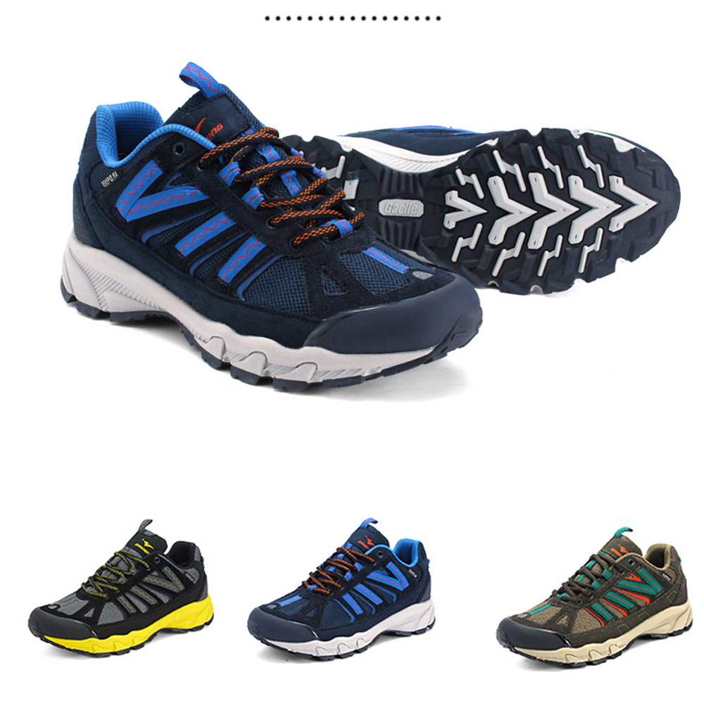 sport breathable mesh sneakers mens outdoor mountain